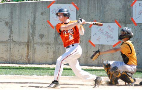 Baseball Team Prepares For Season