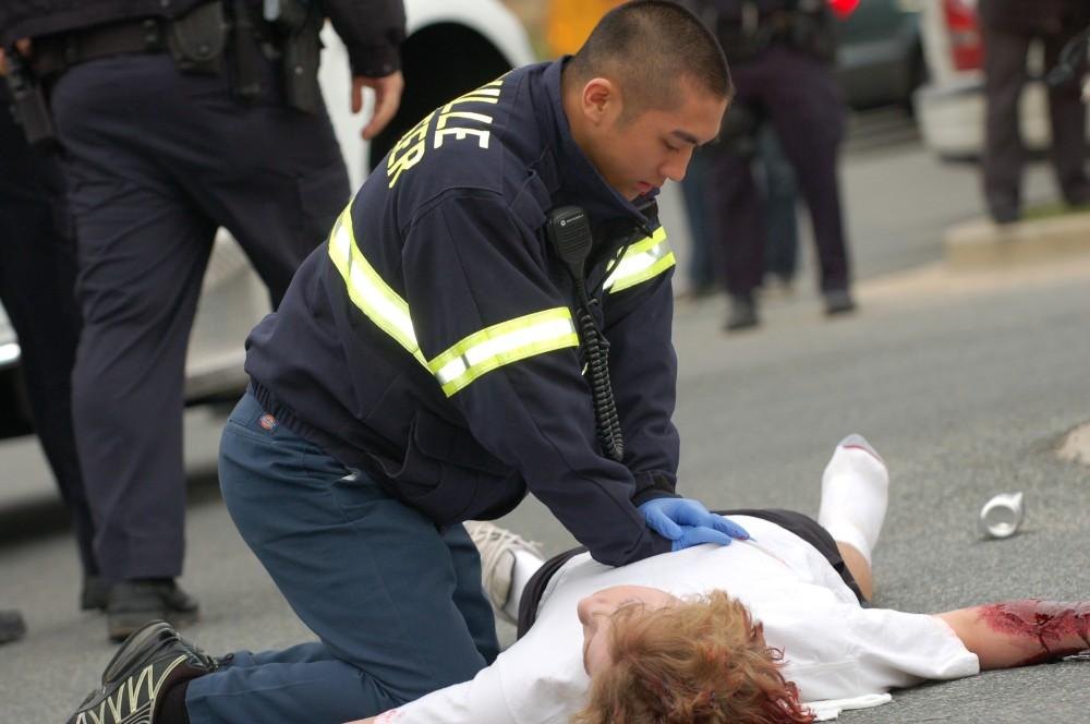 an analysis of the struggles of emts and ems workers Summary report for: 29-204100 - emergency medical technicians and  paramedics assess injuries, administer emergency medical care, and extricate  trapped.