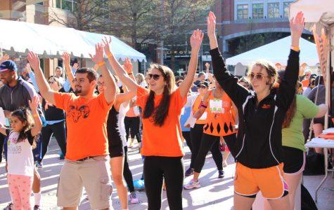 MS Walk Helps To Raise Awareness
