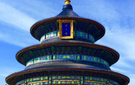 RHS Students, Teacher, Travel to China: Gallery
