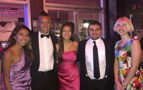 Montgomery County Executive Hispanic Gala Inspires RHS Students