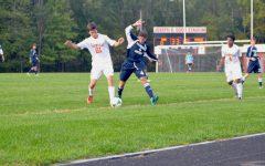 Boys Varsity Soccer takes on Magruder