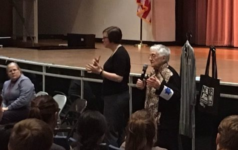 Holocaust Survivor Comes to RHS to Share Unique Story with Students (Part One)