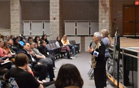 Holocaust Survivor Comes to RHS to Share Unique Story with Students (Part Two)