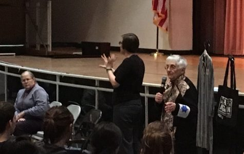 Holocaust Survivor Comes to RHS to Share Unique Story with Students (Part Three)