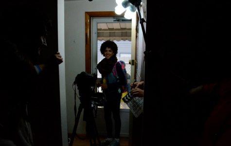 Amina Alzouma: Student Actress
