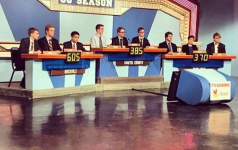 """It's Academic Team Rebuilds After Losing the Whole """"A"""" Team"""
