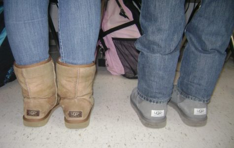 These stylish yet damaging boots can be spotted at just about every corner. -- Melissa Holler