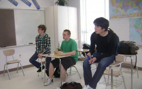 Students Establish Music Lover's Association