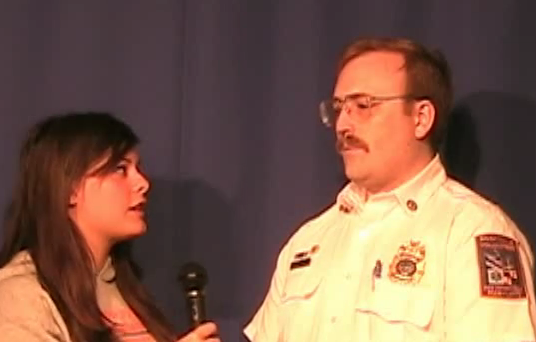 Interview with EMS Chief Morgan Kee