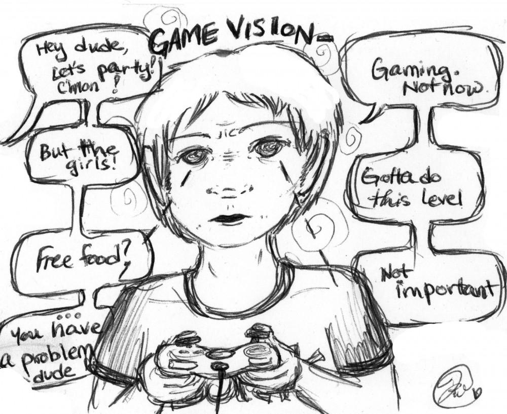 statement and problem video games addiction Video game addiction is clearly a growing problem,  [video games] and we needed to  we urge this process to be halted, reads a statement from the group,.