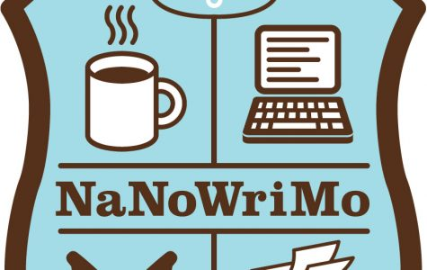 The National Novel Writing Month challenges students to write a 50,000 word novel in one month. --Image courtesy of National Novel Writing Month