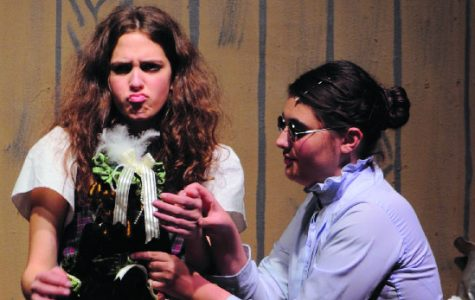 "Fall Play Production of ""The Miracle Worker"""