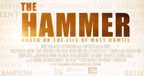 "Final Screening of ""The Hammer"" Film Produced by RHS Alumnus Eben Kostbar to be Held Nov. 2"