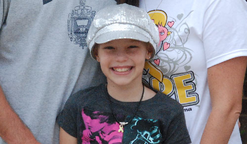 Students, Staff Support Lily's Hope