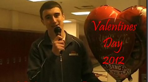 Students Share Memories About Valentines Day 2012