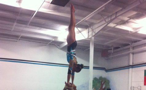 Acrobatic Gymnist Profile: Lital Elfassi