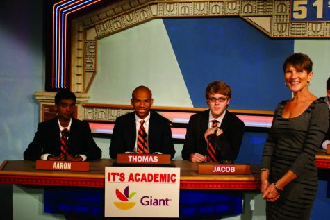 From the Issue: It's Academic Team Finds Success in Playoffs