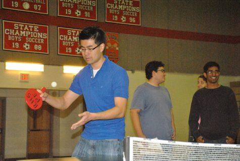 RHS Teacher Ping Pong Tournament Photo Gallery