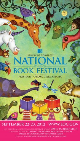 12th Annual National Book Festival