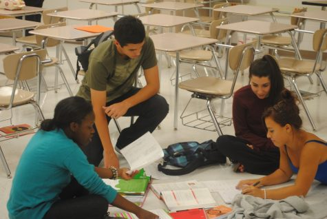 Homework Center Helps Students Finish Work and Stay Motivated
