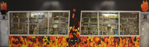Spirit Group The Inferno Inspires Creation of Mural