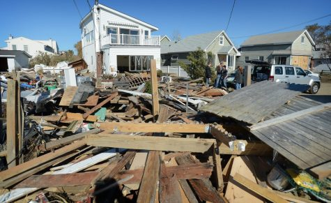 Hurricane Sandy's Damage: Unmatched in History