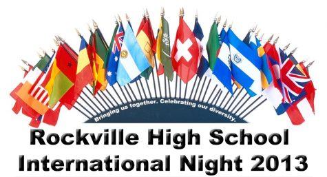 School Goes Global on International Night