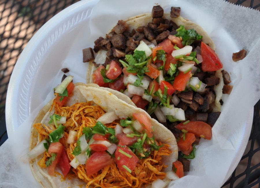 The+Taco+Bar+in+Washintonian+Center+fit+the+budget+at+18+dollars+or+less.+The+restaurants+inexpensive+Mexican+food+meets+the+cost+standard+and+is+also+a+fun+eatery+to+visit+with+friends.+--Ben+Vayer