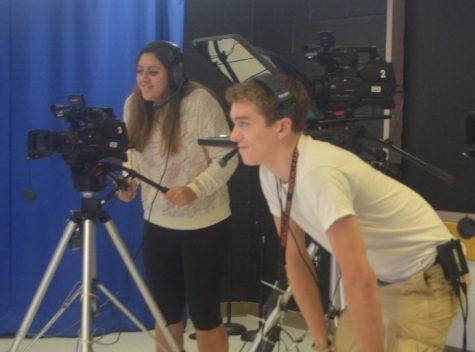 Q/A: English and T.V. Production Teacher Brian Annear Shares Changes, New Curriculum