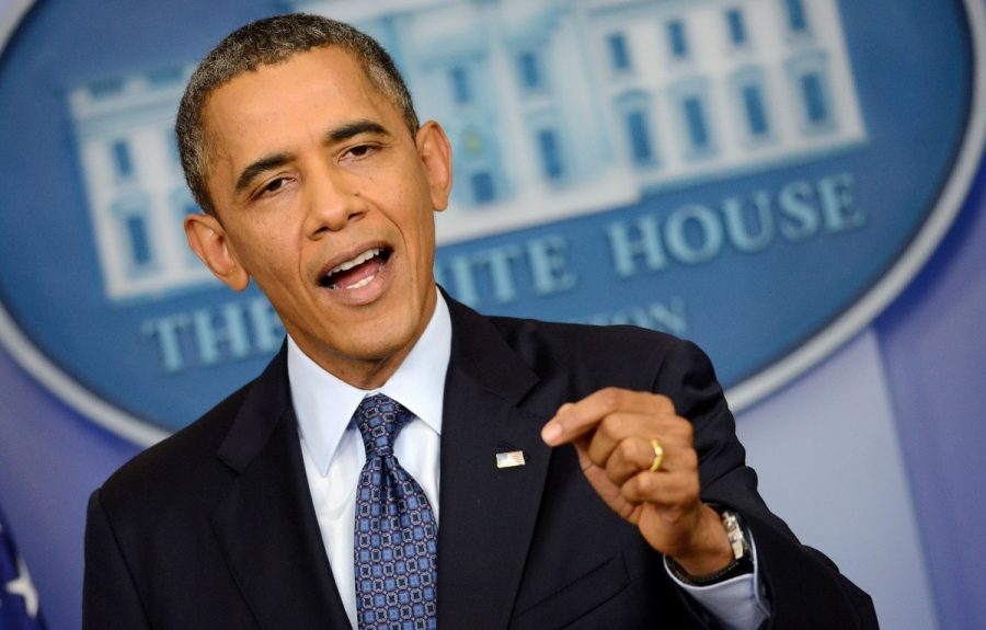 President+Obama+Speaks+Regarding+Government+Shutdown