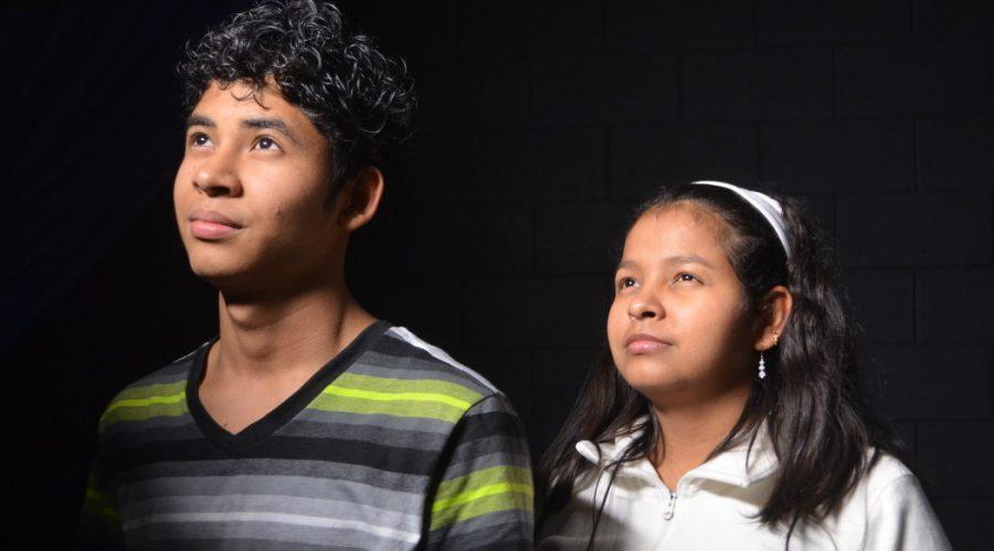 Deret+Nolasco+and+his+sister+Doris.+--Camila+Torres