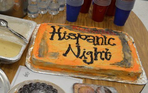 Hispanic Club Hosts 4th Annual Hispanic Night