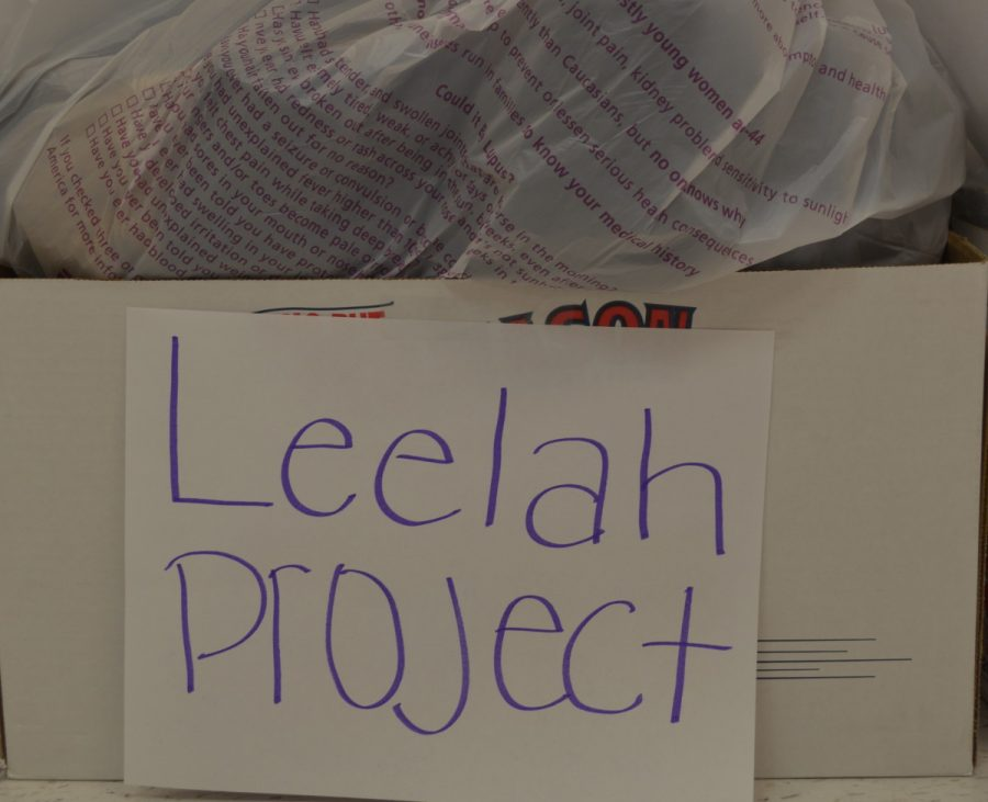 The+donation+bins+for+the+GSAs+clothing+drive+for+The+Leelah+Project+are+located+inside+room+2067.+--Mercy+Fosah