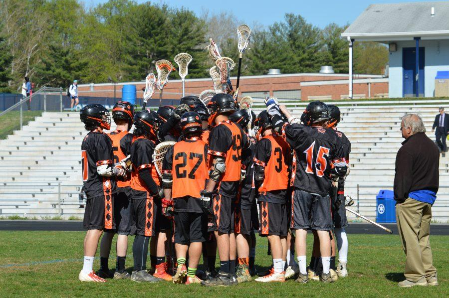 Boys+Lax+Fights%2C+Loses+to+Springbrook+in+High-Scoring+Match