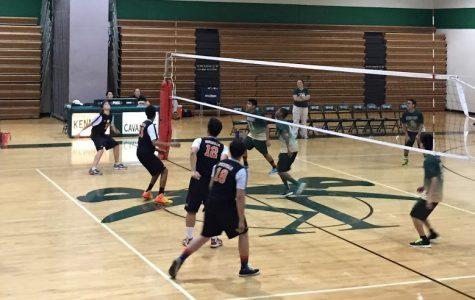 Boys Volleyball Wins Against Kennedy