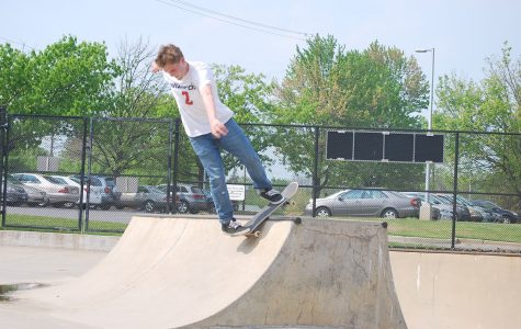 Cool Tricks at the Olney Skatepark