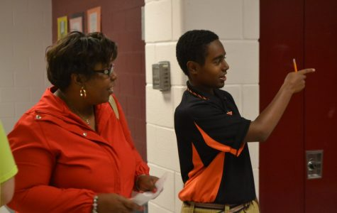 Ambassadors Bounce into Action at Back to School Night