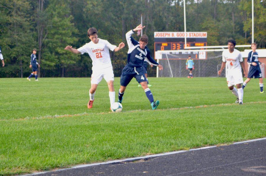 Boys+Varsity+Soccer+takes+on+Magruder