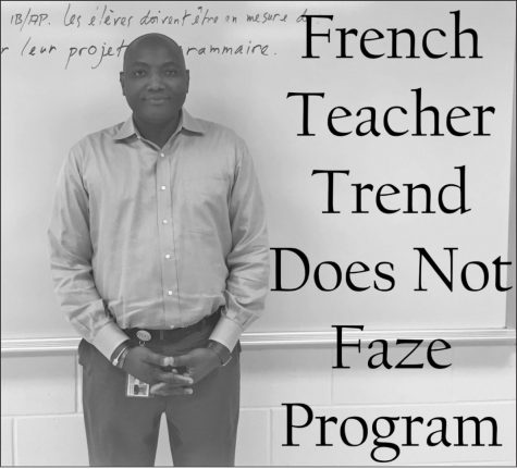 French Teacher Trend Does Not Faze Program