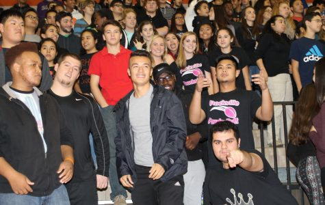 Winter Sports Pep Rally