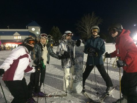 Students Shred Through Slopes