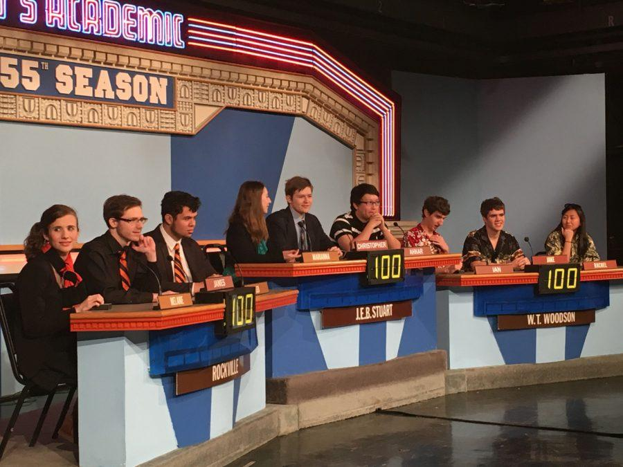 +Contestants+from+RHS%2C+J.E.B.+Stuart+HS+and+W.T.+Woodson+HS+prepare+for+the+It%E2%80%99s+Academic+live+TV+match.++