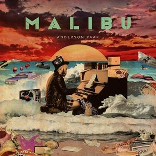 Anderson .Paak Combines Old and New On Malibu