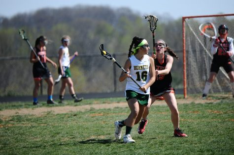 Varsity Lacrosse Teams' Period of Rebuild