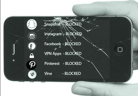 MCPS Blocks Social Media Apps on School Wifi