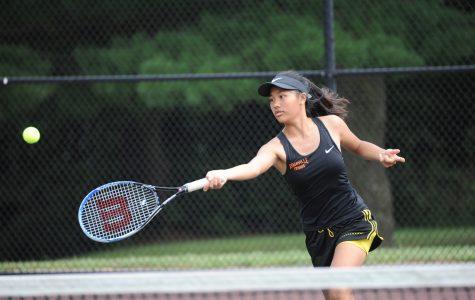 Girls Tennis Finish Strong