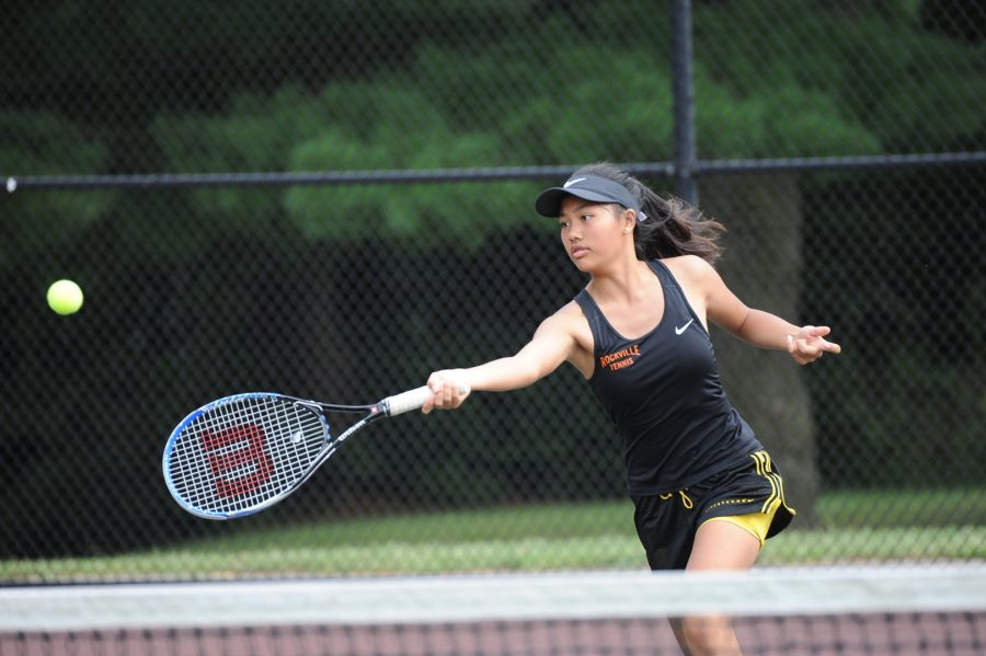 Girls Tennis Finish Strong
