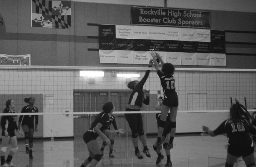Volleyball Keeps Fighting