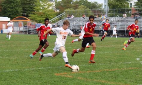 Boy's Varsity Soccer Secure Third Win in a Row